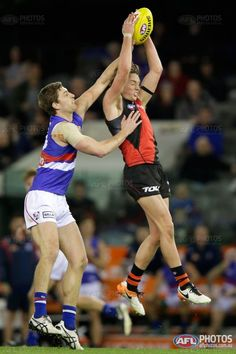 Bombers v Doggies - Hurley #BACKIN, suck on that Doggies - Dustin Fletcher…
