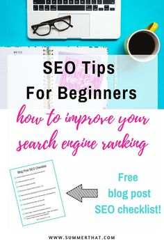 9 SEO Tips For Beginners: How To Improve Your Search Engine Ranking << Summer That #followback #entrepreneur #startup #entrepreneur #startup #onlinebusiness #followback #entrepreneur #onlinebusiness #startup