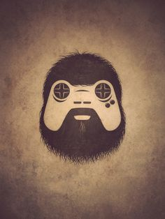 """Fun stuff from Powerpig and Society6. This is """"The Gamer"""" :)"""