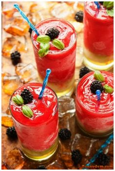 awesome 4th of july drink recipes part (11)