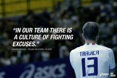 Dragan Travica on teamwork. #betteryourbest