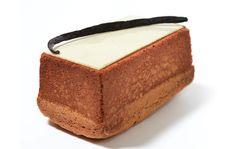 Fetish Cake, qui marie l'amande à la vanille dans un cake moelleux.