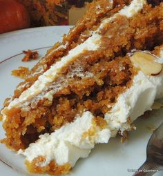 ideas for fitness food cheese Just Desserts, Delicious Desserts, Yummy Food, Bread Recipes, Cake Recipes, Dessert Recipes, Banoffee Pie, Portuguese Recipes, Carrot Cake