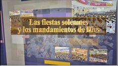 【Español,Spanish】 Las fiestas solemnes y los mandamientos de Dios【Iglesia de Dios sociedad misionera mundial】