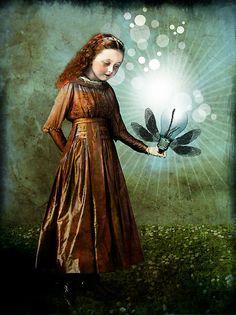 Shining Light by Catrin Welz-Stein.