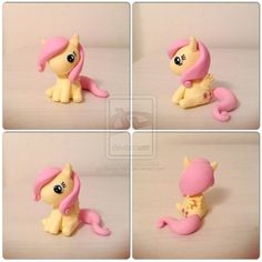 Filly Fluttershy (I am going to try to make this!)