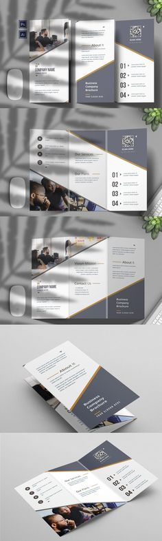 Specification - Fully editable .indd(CC 2019) .idml (CS 4 above) .ai (CS5 above) and psd (CS4 above) files - A4 Size Template - Print ready: 300 DPI, CMYK Color Mode, Bleed - Text, color and images changeable - Organized layers, easy to edit - Editable sample logotype - Trifold Brochure - Free Fonts Used - Please contact us if you have any question, we are happy to help. Feel free to follow, share or add to favorites and thank you for watching. Property Design, A4 Size, Corporate Brochure, Text Color, Layers, Fonts, Cards Against Humanity, Organization, Templates