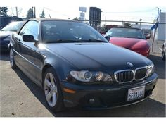 Convertible, 2004 BMW 325Ci Convertible with 2 Door in Fresno, CA (93703)