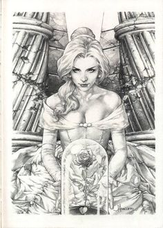 Belle by Jay Anacleto