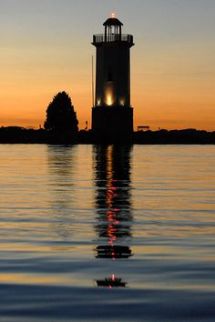Built in 1933 the Lakeside Lighthouse in Fond du Lac, Wisconsin is just one of the many attractions found at Lakeside Park.