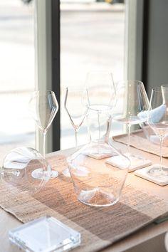 Zalto wine glasses Store Guide: Hopson Grace | Toronto Life