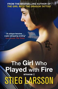 Amazon.com: The Girl Who Played with Fire eBook: Stieg Larsson: Books