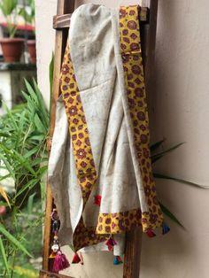 Indian Fashion Dresses, Indian Designer Outfits, Crochet Cowl Free Pattern, Simple Kurti Designs, Diy Scarf, Kurti Designs Party Wear, Blouse Neck Designs, Scarf Design, Floral Pants
