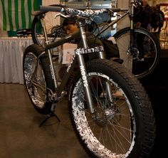 Get Fat And Dirty Fatbike Dirty Bicycle Sport A Fat Bike