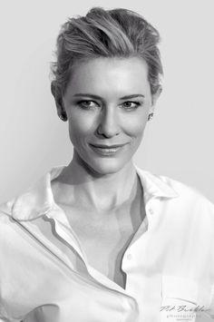 Cate Blanchett- One of Australia's greatest actresses.