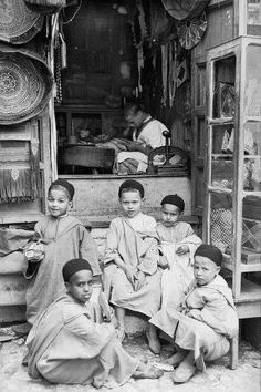 Tetouen Morocco East Africa, North Africa, Old Photos, Vintage Photos, Art Marocain, Bless The Child, Moroccan Art, What A Wonderful World, People Of The World