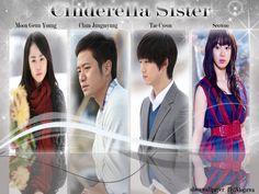 Cinderella's Sister wallpaper,