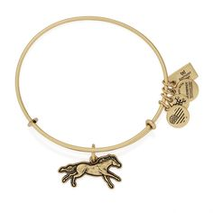 Victorious horse Charm Bangle | ALEX AND ANI