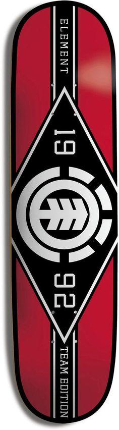 Element US Skateboards : Decks - Major League