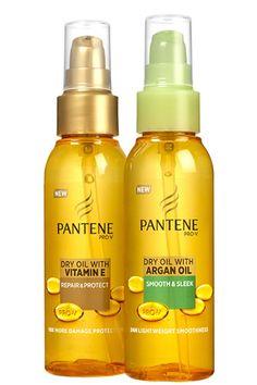 Pantene hair oil