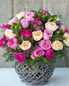 Scented flowers available online from award winning florists, The Real Flower Company. Shop our wide range of flowers online - 01730