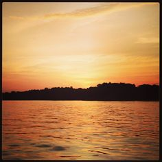 Lake Norman 2013 with Friends!
