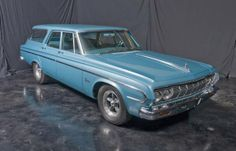 Plymouth Belvedere wagon