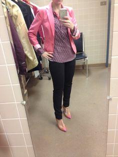 : Pink pattern