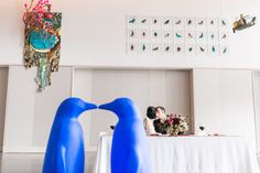 The Blue Penguin is ready to help you say I Do at #21cLexington | 21c Weddings