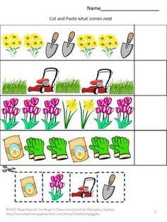 Spring-planting A Flower Garden