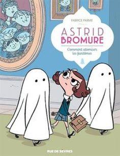 Les aventures d'Astrid Bromure qui s'ennuie dans la grande maison bourgeoise de ses parents. Elle convainc ses parents de l'inscrire dans une école prestigieuse. Seulement, elle qui voulait des amies, va découvrir des pensionnaires pas très rassurants.