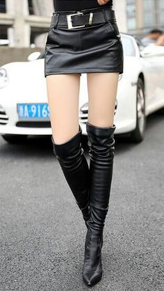 2017 New Arrival PU Leather Shorts Women Plus Size Sexy Short Femme Fashion Skirt Shorts Yellow/Black Shorts XL