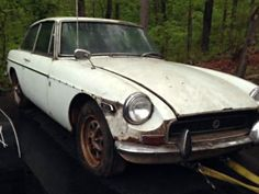 1971 MGB GT For $750 - http://barnfinds.com/1971-mgb-gt-for-750/
