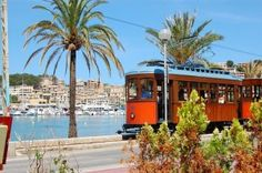Check out the gorgeous town of Soller, Majorca. Read all about why PR, author and blogger Anna Nicholas moved here with her family: http://holidayblog.easyjet.com/postcard-from-majorca-anna-nicholas/