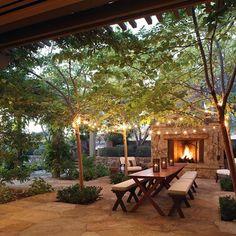 Indoor outdoor living ~ Glen Ellen project with #backengillamkroegerarchitects #jenniferrobininteriors #winecountry #interiordesign #indooroutdoorliving #erhardpfeiffer