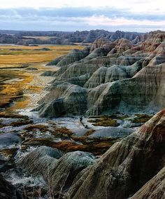 South Dakota: Stay up late in the Badlands.