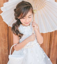 Real Calabrese Girl on Style Me Pretty - Mon Cheri Bridals