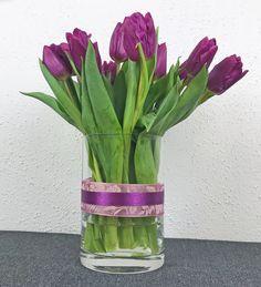 Endlich Tulpen!