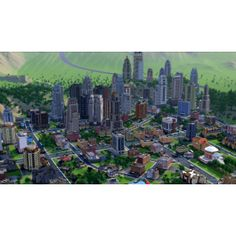 "SimCity (PC) - We sell the ""SimCity (PC)"" (Origin Download Code).   Game Description: SimCity is a city-building and management simulation game for the PC gaming platform that serves as a 2013 reboot of the iconic video game series. It provides total control of how cities develop, but also adds new features such as: crisp 3D graphics, direct contact with citizens, dynamic real-time in-game units that replace animations representing player actions and levels of citizen happiness and more..."
