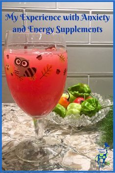 Being a supplement junkie led me down the anxiety rabbit hole. #anxiety #energydrinks #supplements #health