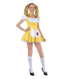 this was described as a goldilocks tween costume this is not a costume for a - Goldilocks Halloween Costumes