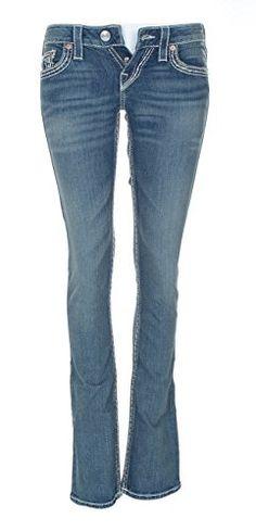 True Religion Womens Jeans Size 26 Straight Leg Low-rise ... https://www.amazon.com/dp/B00V564L1W/ref=cm_sw_r_pi_dp_03Zwxb0HXJZBB