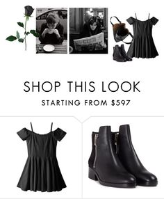 """All that I know is that your space is empty"" by peachplumm ❤ liked on Polyvore featuring 3.1 Phillip Lim and Dsquared2"
