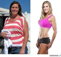 Find out how firefighter Adrienne Van Lew lost 40 pounds and competed in the NPC Natural Western USA Bikini competition