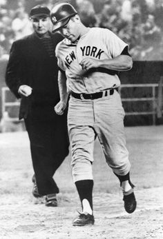"""It was all I lived for, to play baseball."" - Mickey Mantle"