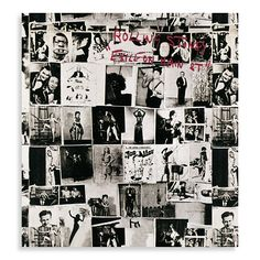 The Rolling Stones Exile On Main St. on Vinyl Mastered from the Original Tapes: Rolling Stones' 1972 Landmark, and Arguably the Greatest Rock n' Roll The Rolling Stones, Rolling Stones Albums, The Velvet Underground, Charlie Watts, Jeff Koons, Keith Richards, Mick Jagger, Lps, Lp Vinyl
