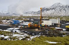 This Iceland plant just turned carbon dioxide into solid rock - and they did it super fast == interesting!!!