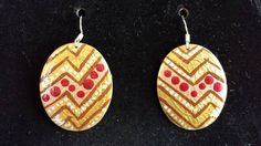 #122 Earrings (2 Pairs) $75 - Kikih Care