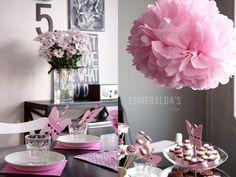 Birthday Party - Esmeralda's