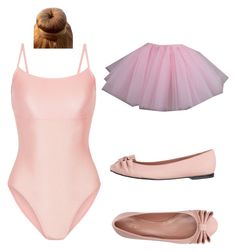 """""""Ballet"""" by canehdiengirl on Polyvore featuring Ballet Beautiful and RED Valentino"""